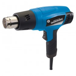Silverline Heat Gun 2000W