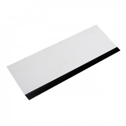 "6"" Rubber Edge Squeegee"
