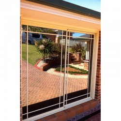 Bronze Mirror Window Film 5%