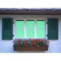Green Mirror Window Film 5%